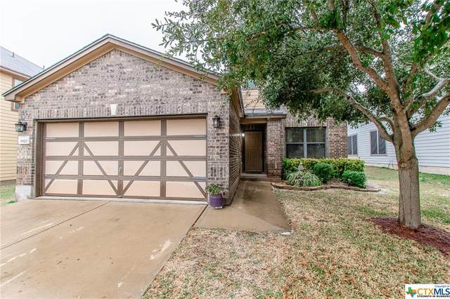 8920 Vista Valley Drive, Temple, TX 76502 (MLS #432645) :: The Barrientos Group