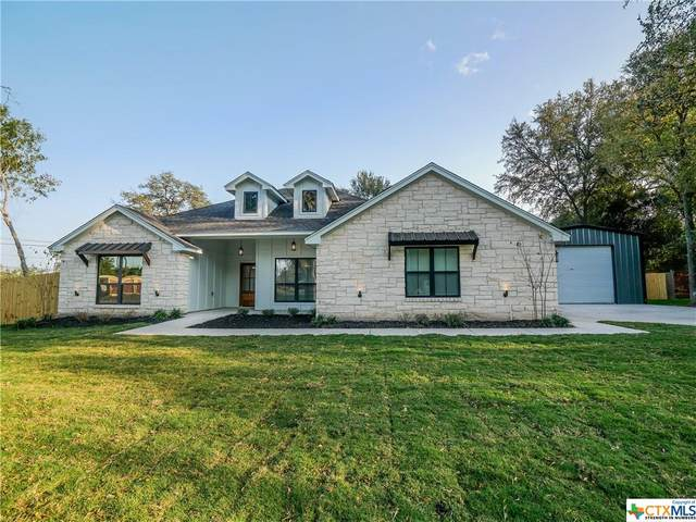 90 Oakmont, Belton, TX 76513 (MLS #432655) :: The Barrientos Group
