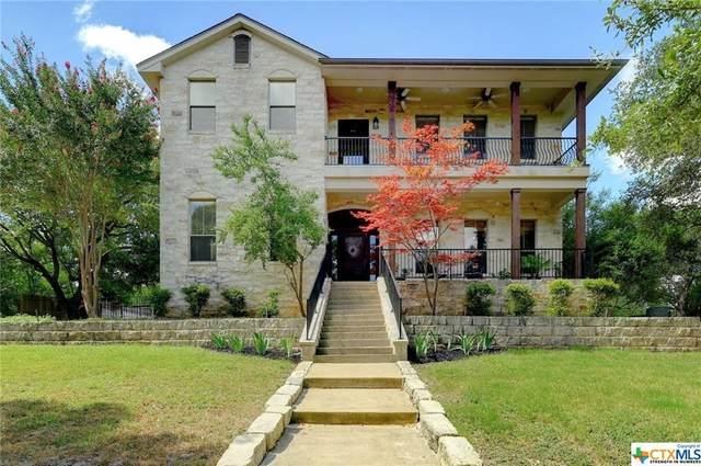 806 Hillcrest Drive, Salado, TX 76571 (#432723) :: First Texas Brokerage Company