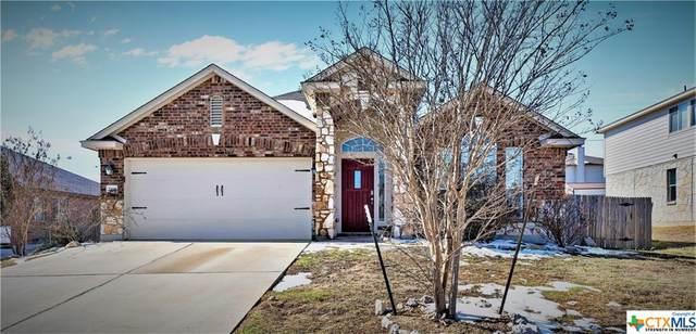 2201 Scott Drive, Copperas Cove, TX 76522 (MLS #432741) :: RE/MAX Family