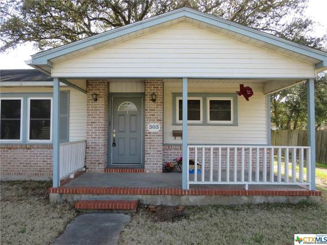 303 S Wells Street, Edna, TX 77957 (MLS #432755) :: Kopecky Group at RE/MAX Land & Homes