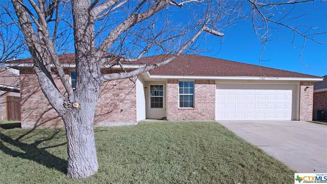 3802 Captain Drive, Killeen, TX 76549 (MLS #432760) :: RE/MAX Family