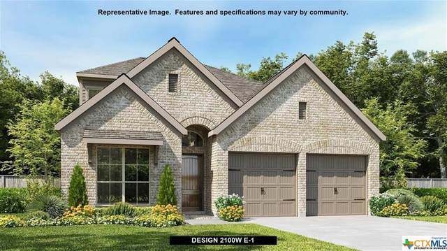 639 Arroyo Sierra, New Braunfels, TX 78130 (MLS #432770) :: RE/MAX Family