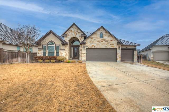 856 Boomerang Court, New Braunfels, TX 78132 (MLS #432779) :: The Real Estate Home Team