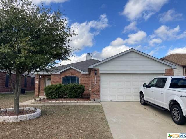 2205 Price Drive, Killeen, TX 76542 (MLS #432810) :: RE/MAX Family