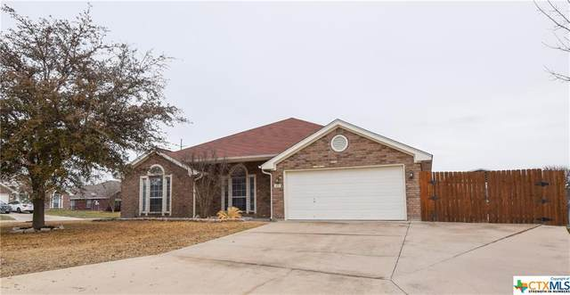 401 Chieftain Trail, Harker Heights, TX 76548 (MLS #432825) :: The Real Estate Home Team