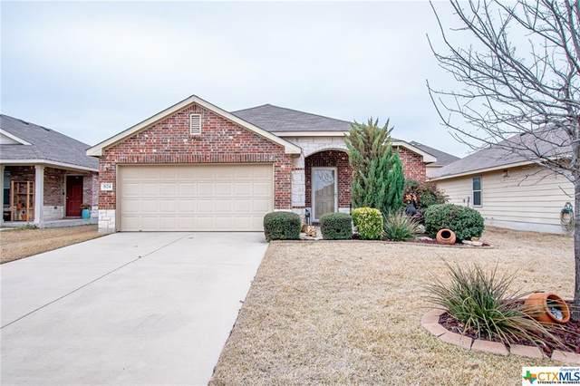 824 Starlight Drive, Temple, TX 76502 (MLS #432904) :: The Barrientos Group