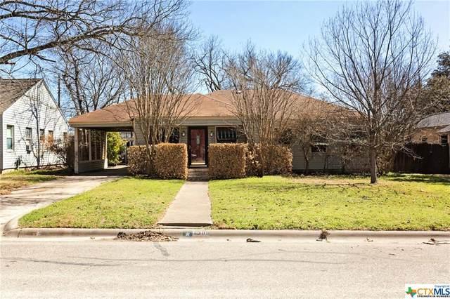 1309 N 5th Street, Temple, TX 76501 (MLS #432930) :: The Myles Group