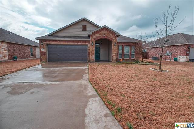 8121 Iron Gate Drive, Temple, TX 76502 (MLS #432945) :: The Barrientos Group
