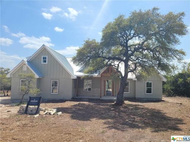 120 Sendera Way, Canyon Lake, TX 78133 (#432949) :: Realty Executives - Town & Country