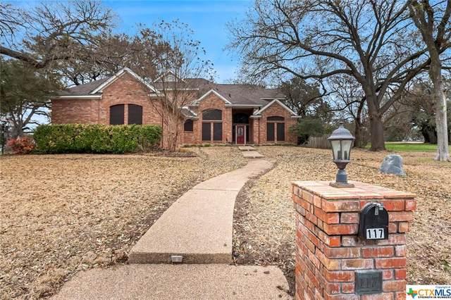117 Twelve Oaks Drive, Temple, TX 76504 (MLS #432984) :: The Myles Group