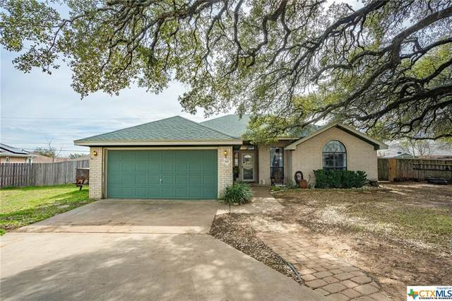 5105 Cordwood Drive, Killeen, TX 76542 (MLS #432986) :: The Barrientos Group