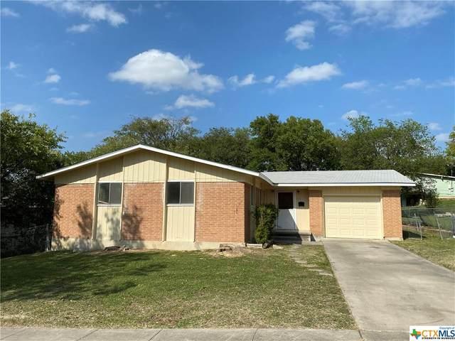 805 W Bryce Avenue, Killeen, TX 76541 (MLS #433010) :: The Myles Group