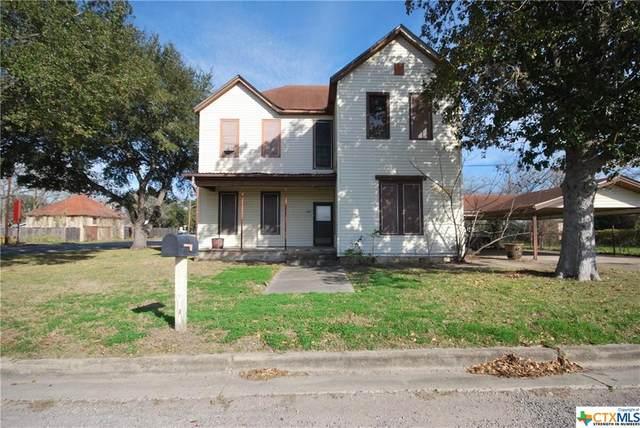201 Alma Street, Hallettsville, TX 77964 (MLS #433072) :: RE/MAX Land & Homes