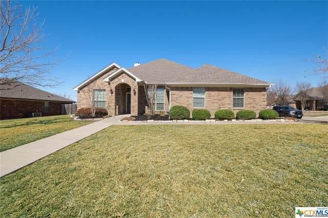 7624 Gunbarrel Drive, Temple, TX 76502 (MLS #433093) :: Brautigan Realty