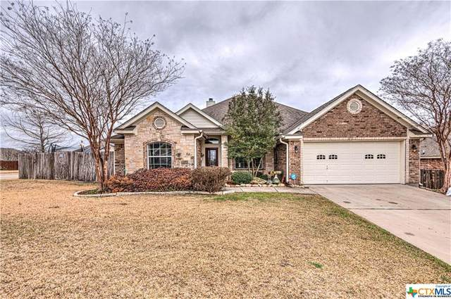 1009 Canyon Ridge Drive, Temple, TX 76502 (MLS #433097) :: The Myles Group