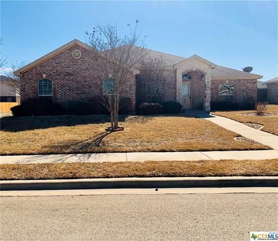 1200 Vanguard Lane, Killeen, TX 76549 (MLS #433145) :: The Zaplac Group