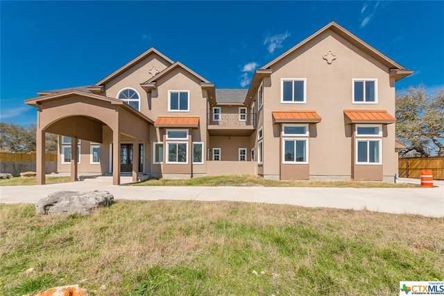 2235 Deer Run Ridge, New Braunfels, TX 78132 (MLS #433172) :: The Real Estate Home Team