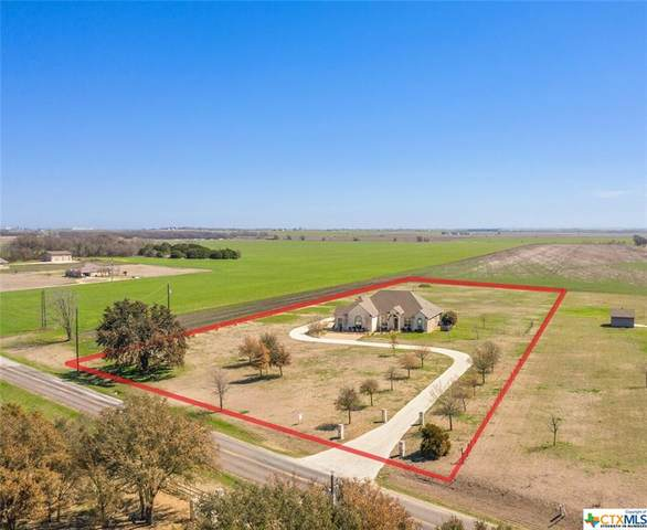 10479 Hartrick Bluff, Temple, TX 76502 (#433178) :: First Texas Brokerage Company