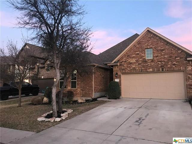 2817 W Granite Hill Drive, Leander, TX 78641 (#433220) :: Realty Executives - Town & Country