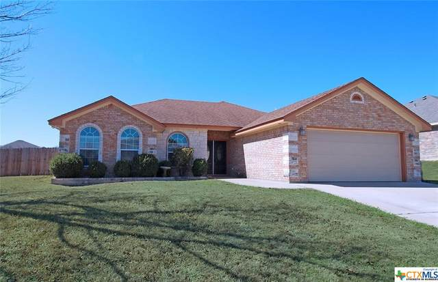 1609 Walker Place Boulevard, Copperas Cove, TX 76522 (MLS #433229) :: Kopecky Group at RE/MAX Land & Homes