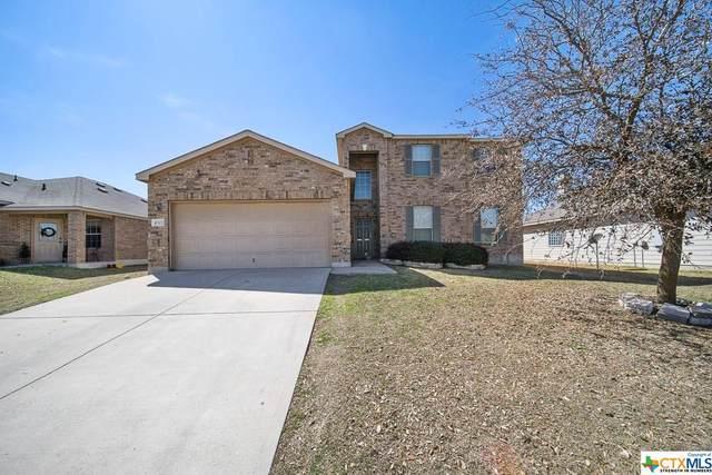 4302 Jack Barnes Avenue, Killeen, TX 76549 (MLS #433237) :: Texas Real Estate Advisors