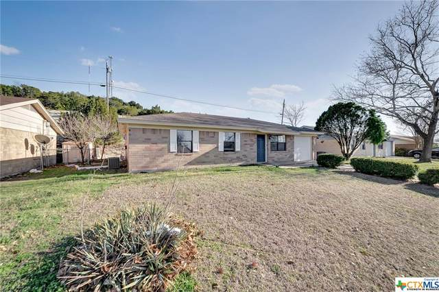 714 N 19th Street, Copperas Cove, TX 76522 (MLS #433269) :: Vista Real Estate