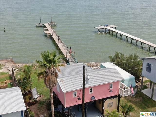 1123 S Ocean Drive, Port Lavaca, TX 77979 (MLS #433274) :: Kopecky Group at RE/MAX Land & Homes