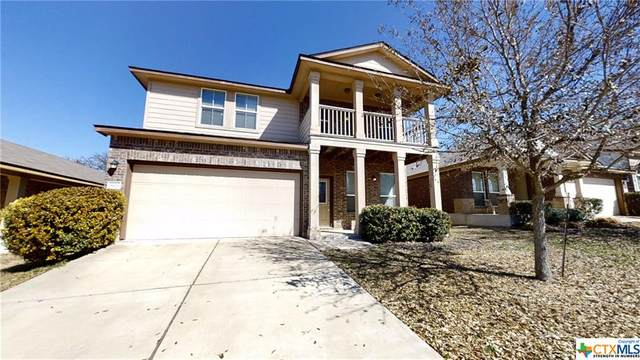 9600 Fratelli Court, Killeen, TX 76542 (MLS #433279) :: The Zaplac Group
