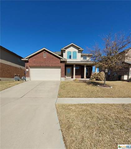 3409 Cricklewood Drive, Killeen, TX 76542 (MLS #433325) :: The Zaplac Group