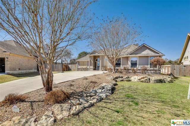 2651 Wilderness Way, New Braunfels, TX 78132 (MLS #433339) :: HergGroup San Antonio Team