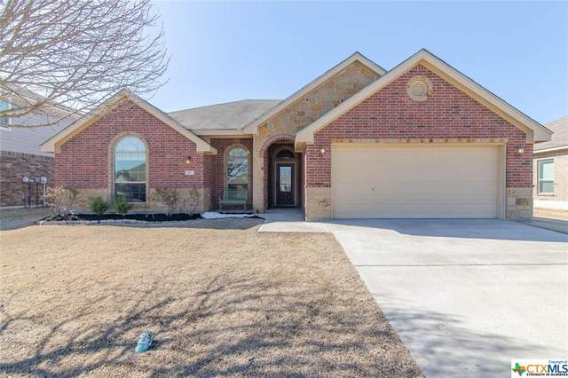 417 Coventry Drive, Temple, TX 76502 (MLS #433361) :: The Zaplac Group