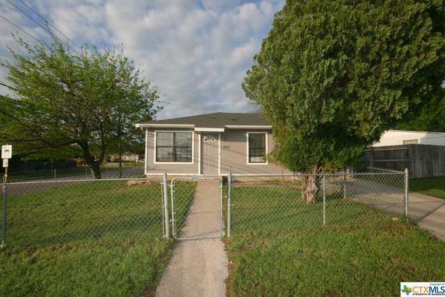 202 Evergreen Street, Killeen, TX 76541 (MLS #433362) :: The Zaplac Group
