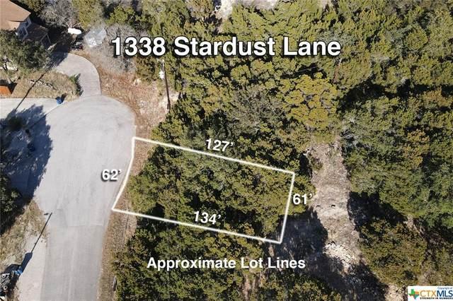 1338 Stardust Drive, Canyon Lake, TX 78133 (MLS #433413) :: Texas Real Estate Advisors