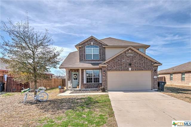 5305 Frisco Drive, Killeen, TX 76549 (MLS #433415) :: Texas Real Estate Advisors