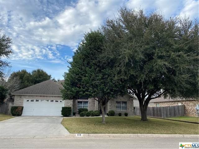 115 Parkridge Circle, Seguin, TX 78155 (MLS #433420) :: Texas Real Estate Advisors