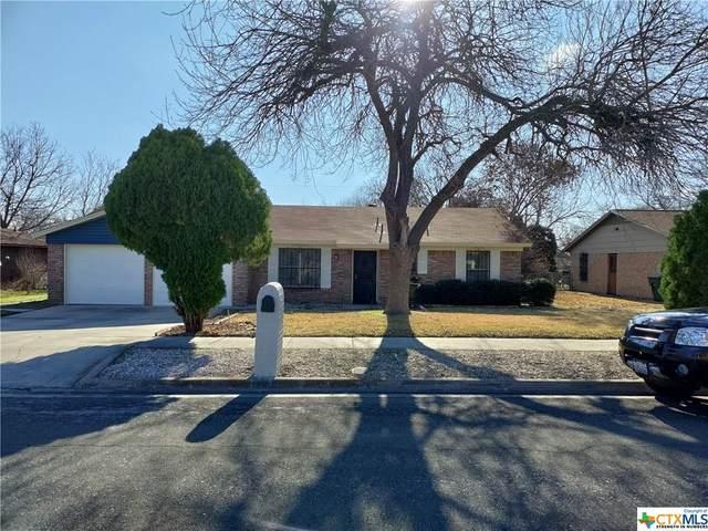 1806 Sycamore Drive, Killeen, TX 76543 (MLS #433433) :: Texas Real Estate Advisors