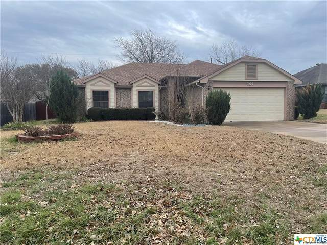 701 Antelope Trail, Temple, TX 76504 (MLS #433435) :: Texas Real Estate Advisors