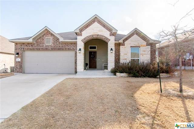 811 Wyndham Hill Parkway, Temple, TX 76502 (MLS #433436) :: Texas Real Estate Advisors