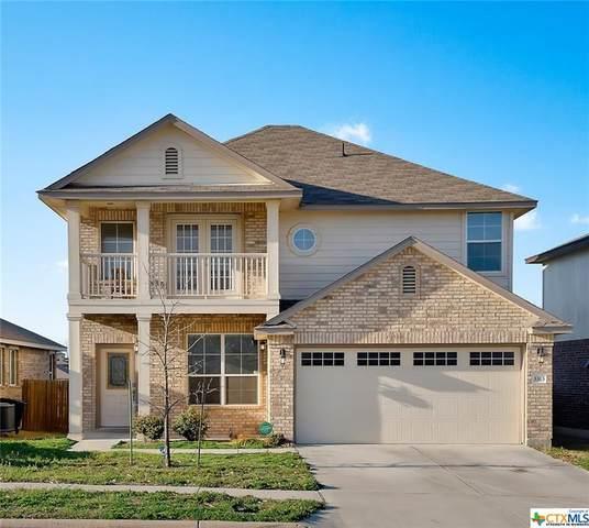 3313 Malmaison Road, Killeen, TX 76542 (MLS #433443) :: Texas Real Estate Advisors