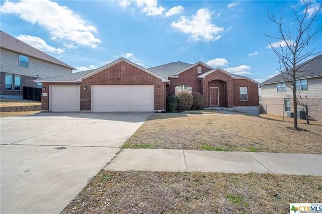 6006 Marble Falls Drive, Killeen, TX 76542 (#433461) :: First Texas Brokerage Company