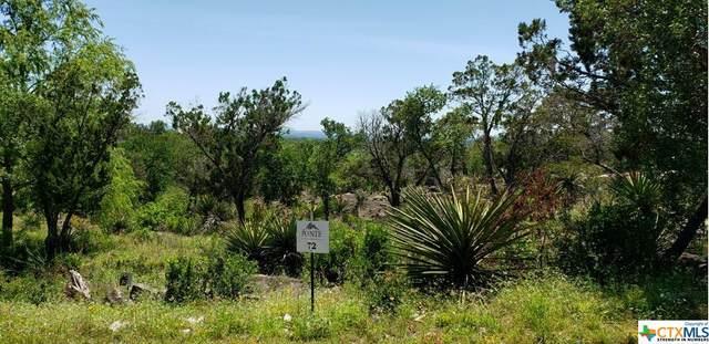 72 War Bonnet Ridge, Kingsland, TX 78639 (MLS #433557) :: The Real Estate Home Team