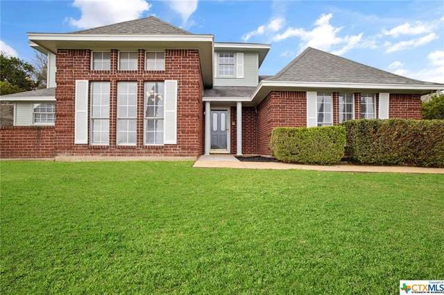 1506 Tanglewood Drive, Harker Heights, TX 76548 (MLS #434259) :: Texas Real Estate Advisors