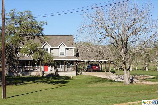 1002 Carroll Drive, Yoakum, TX 77995 (MLS #434262) :: RE/MAX Land & Homes