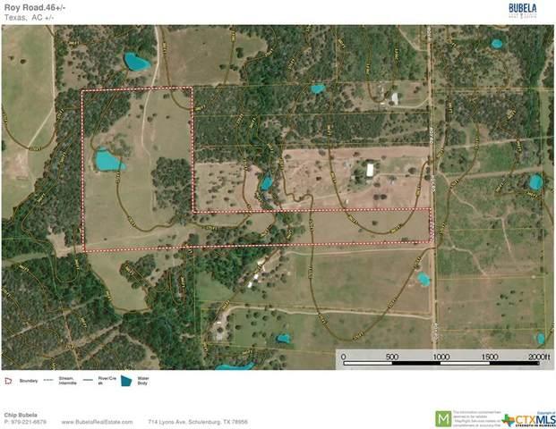 TBD Roy Road, Flatonia, TX 78941 (MLS #434674) :: Texas Real Estate Advisors