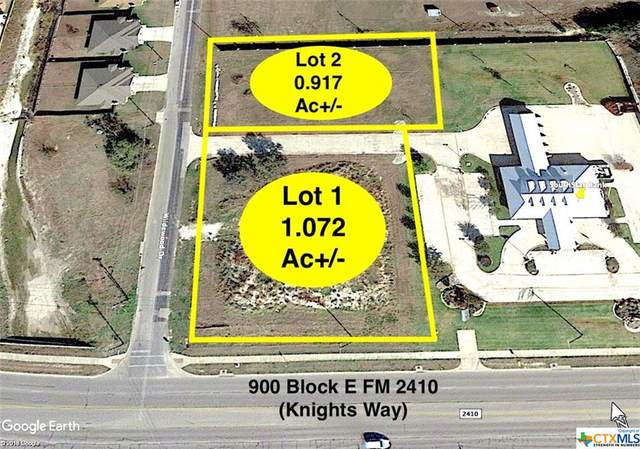 903 Fm 2410 (Knights) Way, Harker Heights, TX 76548 (MLS #434730) :: Texas Real Estate Advisors