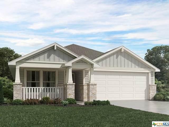 1227 Meyers Meadow, New Braunfels, TX 78130 (MLS #434832) :: The Myles Group