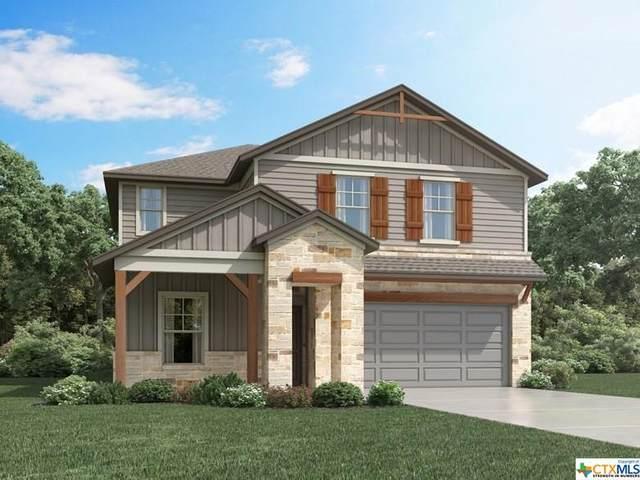 1255 Meyers Meadow, New Braunfels, TX 78130 (MLS #434837) :: The Myles Group