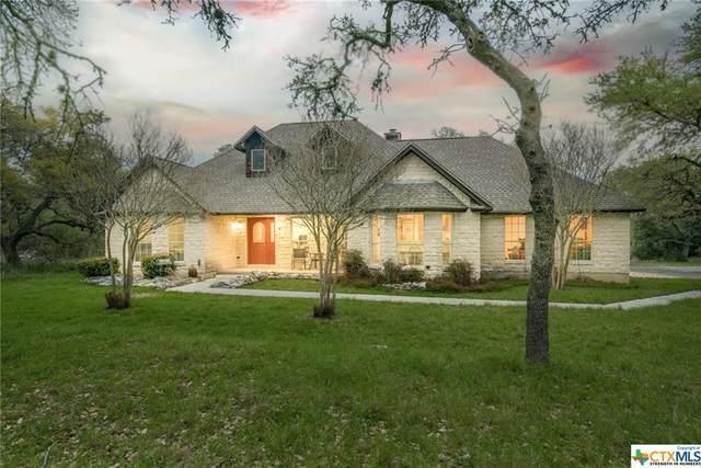 104 Smokey Mountain Drive, San Marcos, TX 78666 (MLS #434851) :: Brautigan Realty
