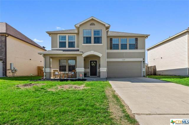 8615 Starview Street, Temple, TX 76502 (MLS #434953) :: The Zaplac Group